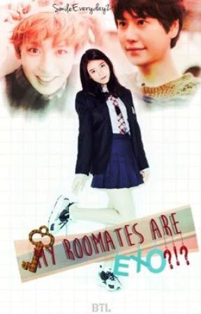 My Roomates are EXO?!? by SmileEveryday242