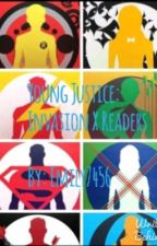 Young Justice: InvasionxReaders by Emily7456