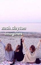 zach clayton imagines . by woahdoIans