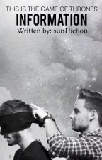 INFORMATION ( ziam mayne ) by sun1fiction