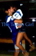 The teams girl by Orange5sos
