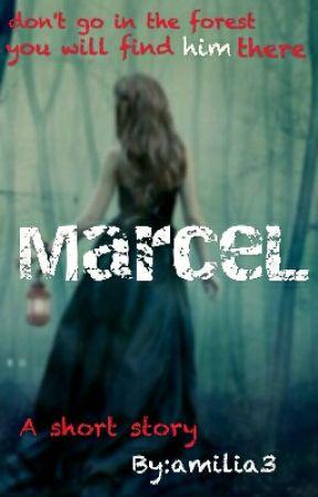 Marcel by icecoffeeandbooks