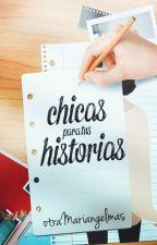 Chicas Para tus  Historias by otraMariangelmas