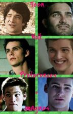 Teen Wolf Preferences/Imagines by FallenNotForgotten
