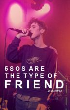 5sos are the type of friend by gralumsex
