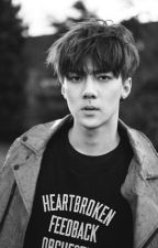 You end , and Me. (Sehun EXO Ff Ina ) by dinoganteng