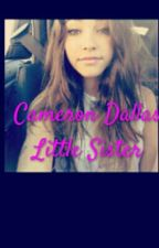 Cameron Dallas Little Sister by JodiGotchal