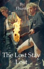 The Lost Stay Lost by Fhunky