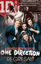 One Direction REGRESA! [ 2 ] by bellarobe