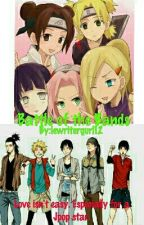 Battle of the Bands (Naruto) by lewritergurl12