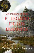 Las crónicas de Rean: El legado de los errantes by Fusi81