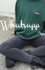 »  WhatsApp « [Elrubius] [Terminada] by Moontwiilightbae