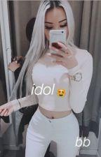 idol ; larry by bottombabie