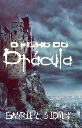 O Filho do Drácula by GabrielSidney
