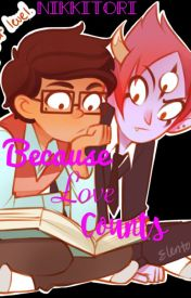 Because love counts (Marco x reader x Tom) Star vs the forces of evil by nikkitori
