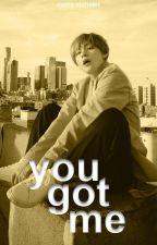 you got me - taehyung [BTS] by DorkyM90
