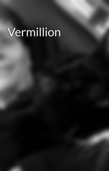 Vermillion by JaneEatonHamilton