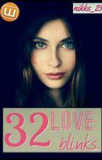 32 Love blinks. by nikks_25