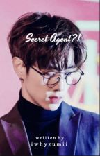 SECRET AGENT?! [ GOT7 ] MARK TUAN by ma-jime