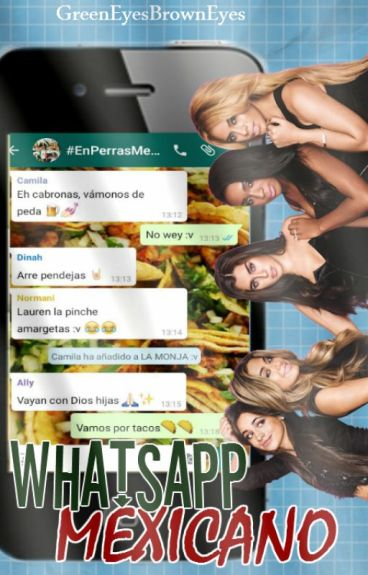 WhatsApp Mexicano | Camren :{D