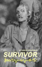 Survivor ➳ The Walking Dead by greeneyedgremlin