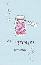 35 razones •Stylinson• by larrytobacco