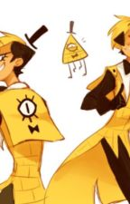 Deal? (Bill Cipher X reader) by Girly_Goldie