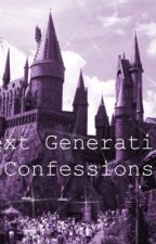 Harry Potter Next Generation Confessions by Horcrux_Hunter