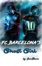 Fc Barcelona's Ghost Girl by JaneBoueri