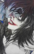 Jeff the killer x Eyeless Jack by Alyssa23459