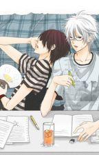 [Danmei] Bản tình ca của hai người by littlesun0901