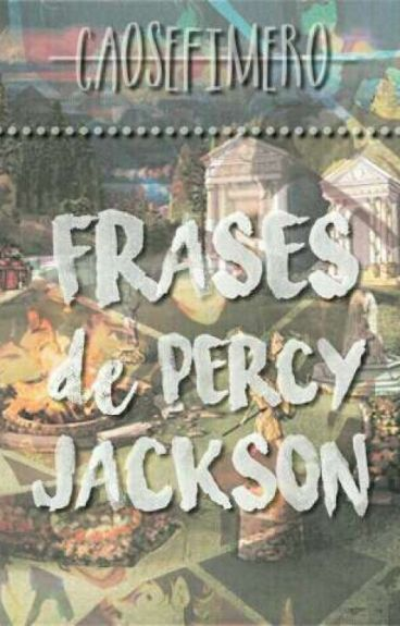 Frases de Percy Jackson