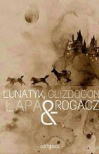 Lunatyk, Glizdogon, Łapa i Rogacz by olifgaxx