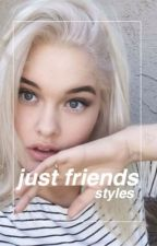 just friends ↣ harry styles by DOCSANDCOFFEE