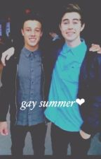 Gay Summer {undergoing editing} by allofcash