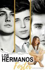 Los Hermanos Foster by glocidcroz11