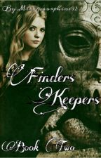 Finders Keepers | Severus Snape [Book Two] by mikeymorphine92