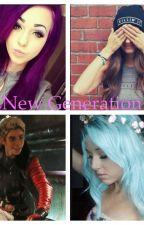 Decendants: New Generation by xXMerryPotterXx