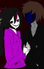 Nina the killer x Eyeless jack Un amor de locos  by JocelyndaVega