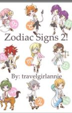 Zodiac signs 2! by travelgirlannie