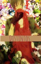 Distintos (FlippyxFlaky) by Yoyocom