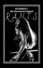 WWE Rants by ayebrose