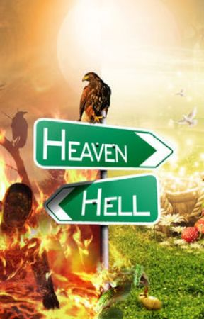 I saw Heaven and Hell (My real life story) by iyah_Godschosen