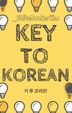 Key to Korean by _WhiteHackerKim