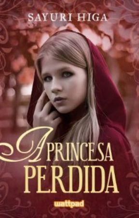 A Princesa Perdida by SayuHiga