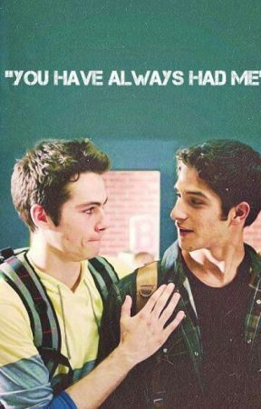 You have always had me // Sciles by tfiosdivergentgames