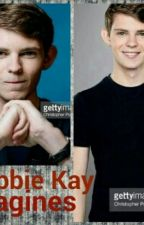 Robbie Kay imagines ♥ by Julibarrero7