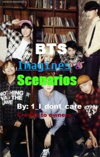 BTS Scenarios & Imagines {Requests Open} #Wattys2016