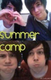 Summer Camp - Phan by Inthebandoms