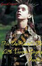 His Dark Secret (The Little Vampire Gregory Fanfic) by GenesisCoriander